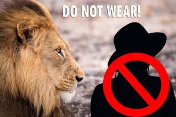 what not to wear on safari